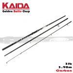 vyr_341KAIDA-Golden-Carp-Boilie-Carbon-bojlis-bot-390cm-3lb