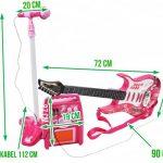 vyrp11_1380Gyermek-gitar-erosito-mikrofon-szett-pink-6